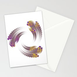 just modern   (A7 B0143) Stationery Cards