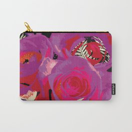 Flowers series_v02 Carry-All Pouch