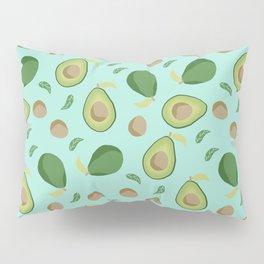 Avocado gen z fashion apparel food fight gifts Pillow Sham