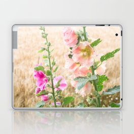 Ruffles in a Wheat Field Laptop & iPad Skin