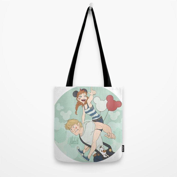 KristAnna - WDW Tote Bag