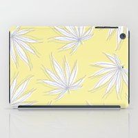 weed iPad Cases featuring weed by Estelle F