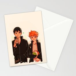 Little Glances  Stationery Cards