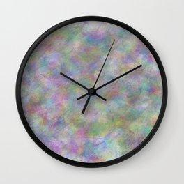 Abstract 4444 Wall Clock