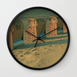 The lonesome four Wall Clock