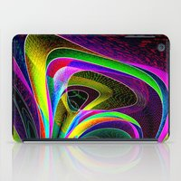 magneto iPad Cases featuring magneto-dynamic by David  Gough