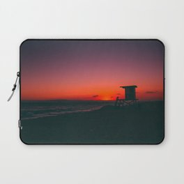Sunset Beach CA Laptop Sleeve