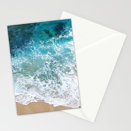 Ocean Waves I Stationery Cards