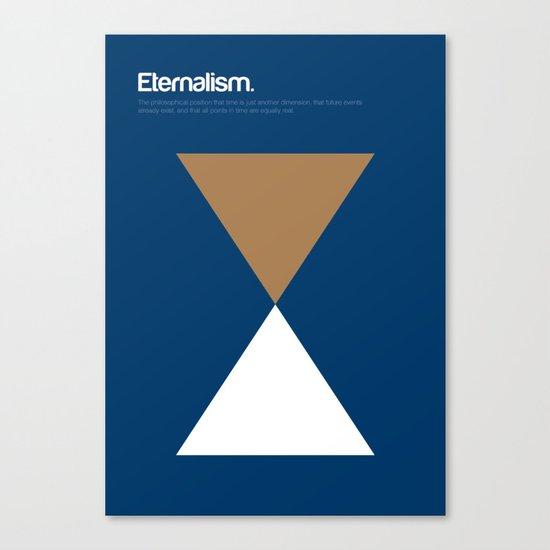 Eternalism Canvas Print