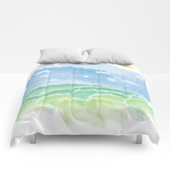 Lazy Days  Comforters