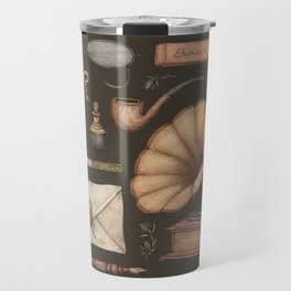 A Sophisticated Assemblage Travel Mug