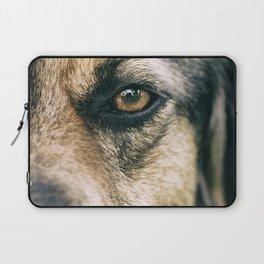 Dog personality Laptop Sleeve
