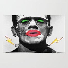 Frankenstein Drag Rug