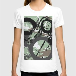 Enso Groove F by Kathy Morton Stanion T-shirt