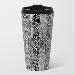 Zentangle #1 Travel Mug