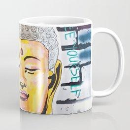Good Karma Buddha Coffee Mug