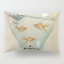 IDEAS AND GOLDFISH 03 Pillow Sham