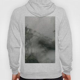 Stormy Sea Abstract Film Hoody