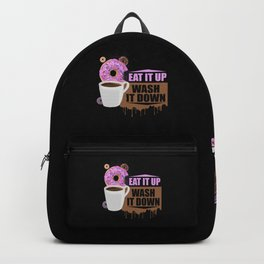 Eat It Up - Wash It Down Backpack