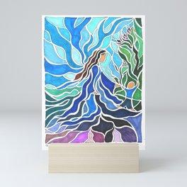 Giving Life Mini Art Print