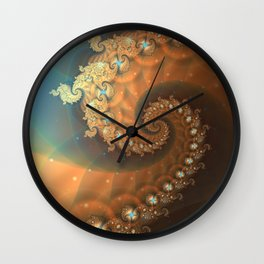 Celestial Staircase Wall Clock