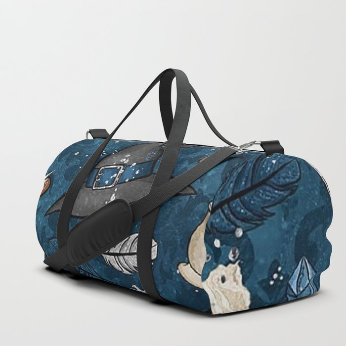 Hogwarts Things Duffle Bag