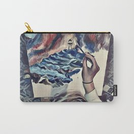 The Universe Inside My Head (Overhead) Carry-All Pouch