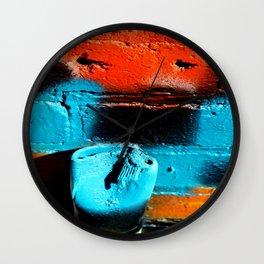 Pipe Dreams Wall Clock