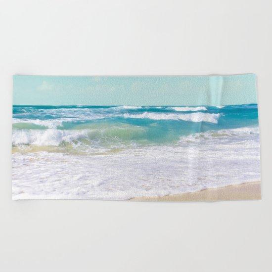 The Ocean Beach Towel