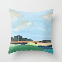 Tuki Tuki I Throw Pillow