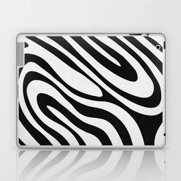 Black & White Minimal II Laptop & iPad Skin