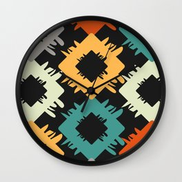 Bizarre shapes Wall Clock