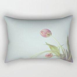 Tulips life Rectangular Pillow