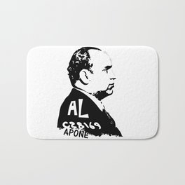 Al Capone Bath Mat