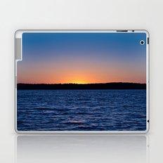 Blue Sunrise Laptop & iPad Skin