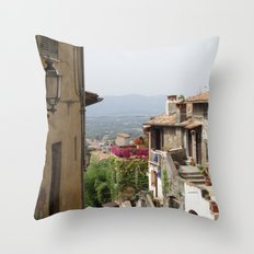 Palestrina Throw Pillow