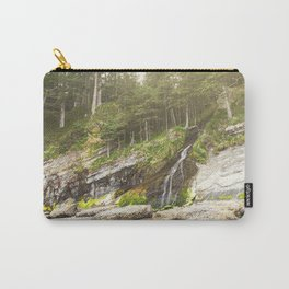 Waterfall Into The Ocean Carry-All Pouch