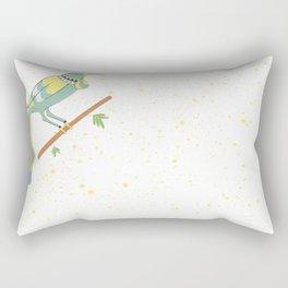 New Zealand Native Birds - Tui Rectangular Pillow