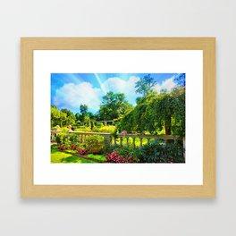 The Beauty Of Nature Framed Art Print