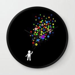 99 Lumaballoons Wall Clock