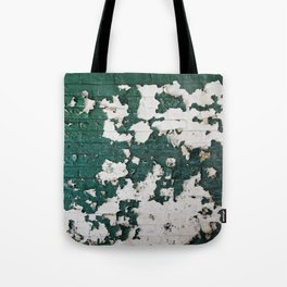 In Green Tote Bag