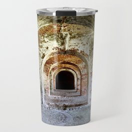 Arches of Fort Morgan Travel Mug