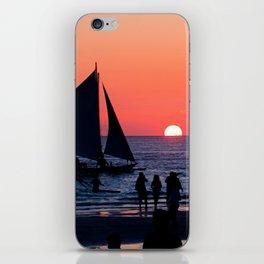 Sawop iPhone Skin