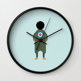 we are the mods Wall Clock