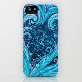 Guard Your Heart iPhone Case
