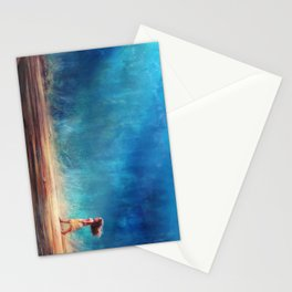 I Have Crossed the Horizon to Find You Stationery Cards