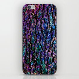 Afantasy Abstraction of Tree Bark iPhone Skin