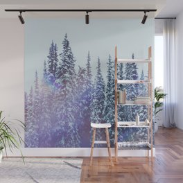 Winterscape Wall Mural