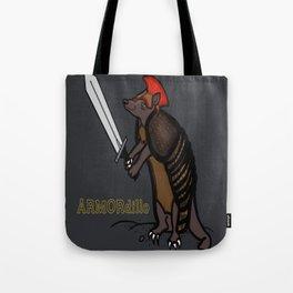 ARMORdillo Tote Bag
