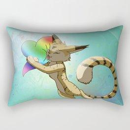 Be Proud Rectangular Pillow